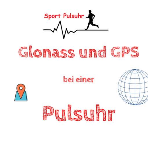 Glonass Pulsuhr