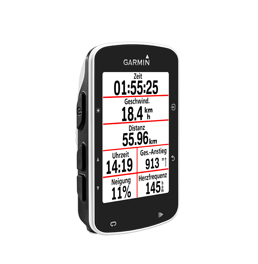 Garmin Edge520 Pulsuhr