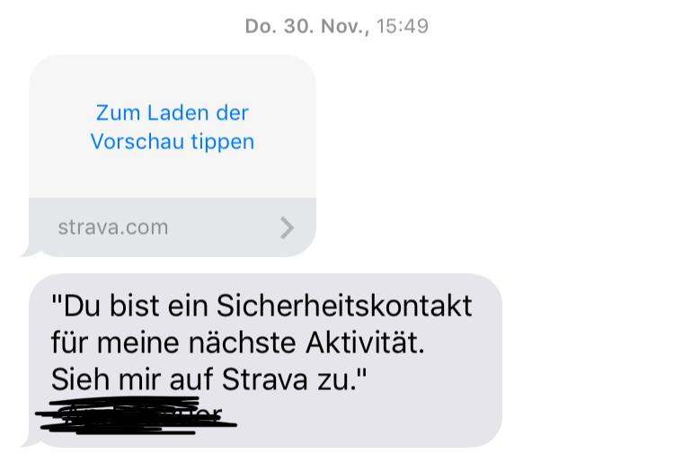 SMS Beacon
